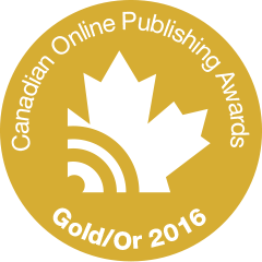 Canadian Online Publishers Awards