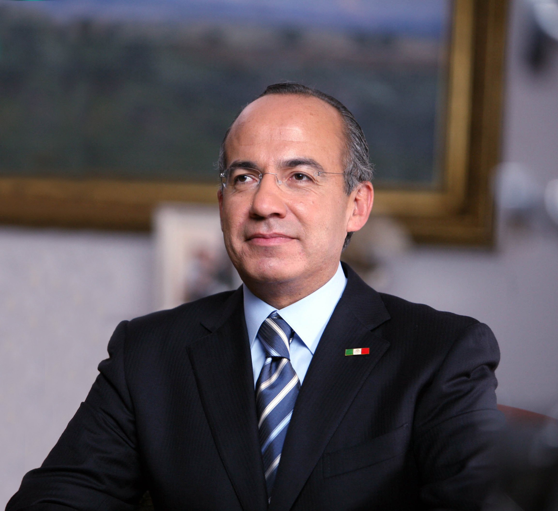 """We must be afraid,"" former Mexican president says about ... Felipe"