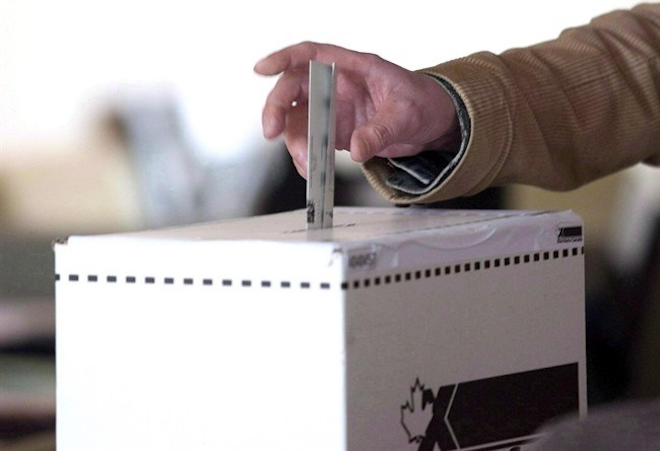 Canada Voting