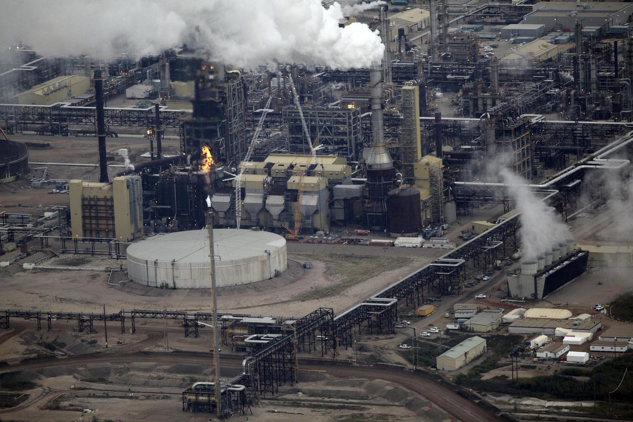 How Public Opposition Strangled Alberta S Oil Sands