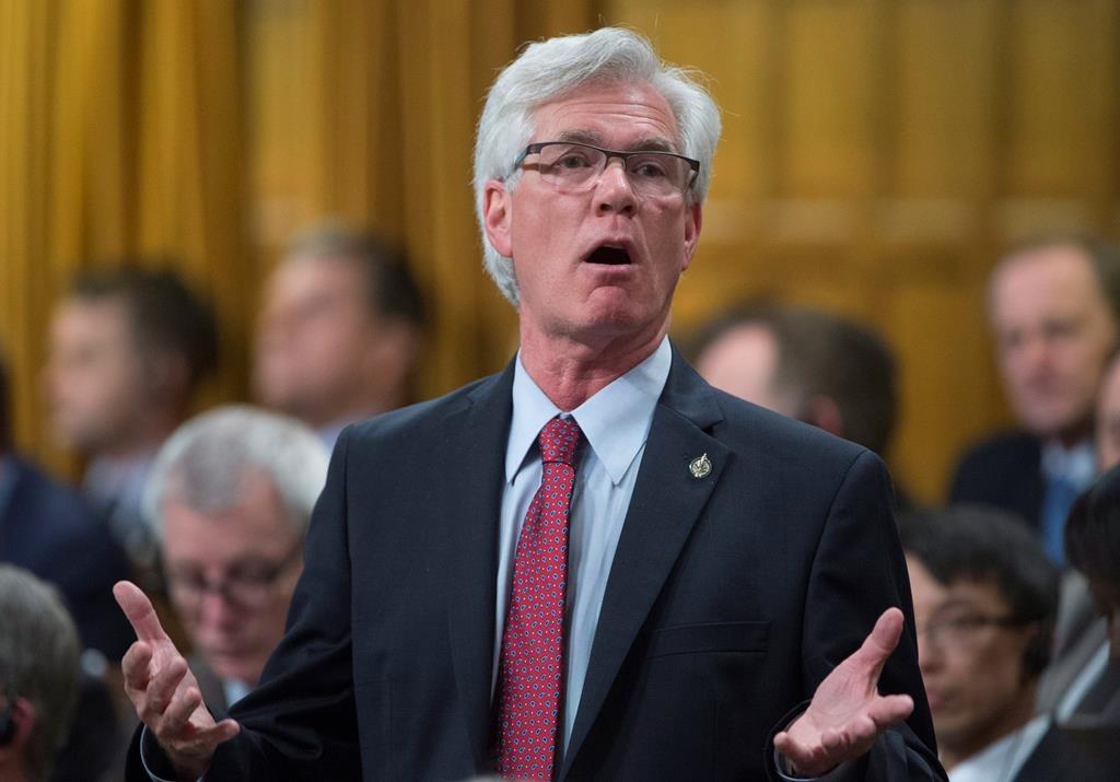 Jim Carr blames Harper for bungling Enbridge pipeline   National Observer