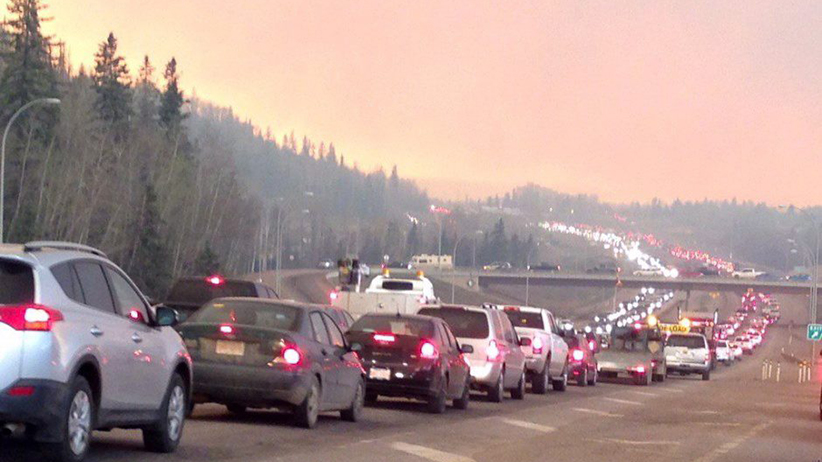 What Is Climate Control >> Fort McMurray Fire Updates: 'It's too hot to stop it ...