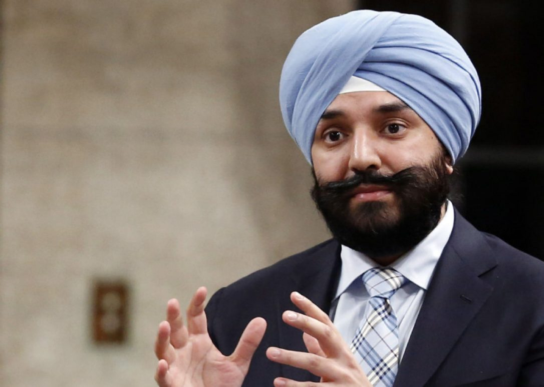 Car makers concerned about trump says canadian innovation for Navdeep singh bains