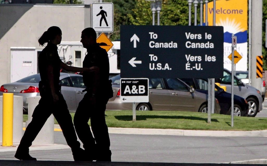 Boomer Canadians fined, barred entry at border, after admitting to