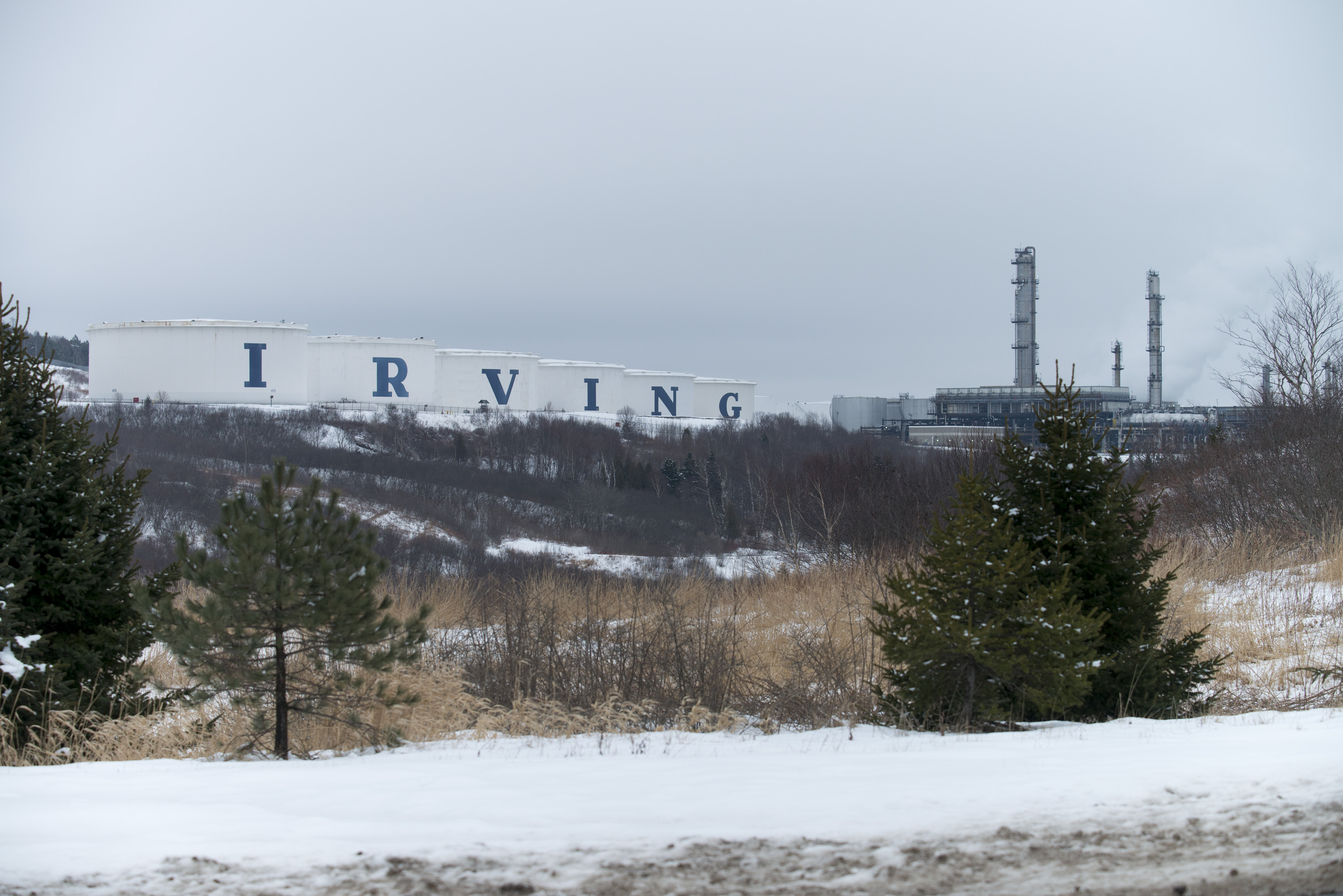 Irving Natural Gas