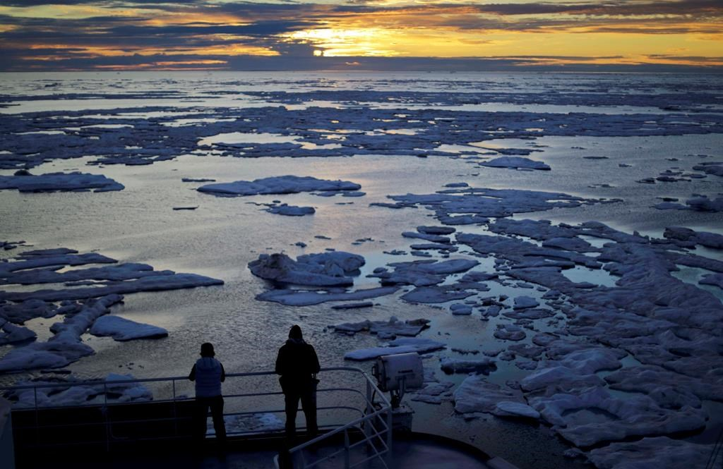 Science Says: Fast-melting Arctic sign of bad global warming