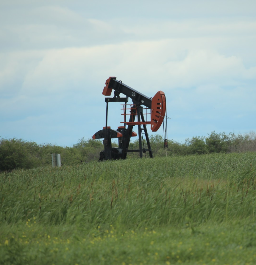 Pump jack, Michael Wrobel, The Price of Oil, Saskatchewan, Hydrogen sulfide