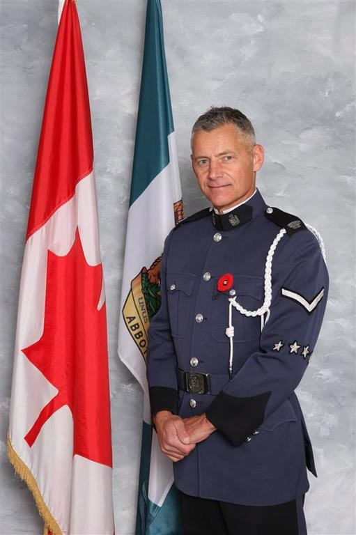 Judge finds man guilty of murdering a police officer in Abbotsford,