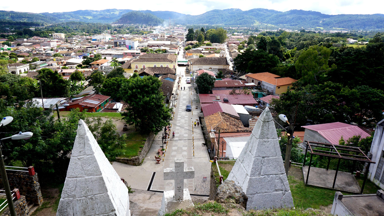 La Esperanza, Berta Cáceres, Honduras, COPINH