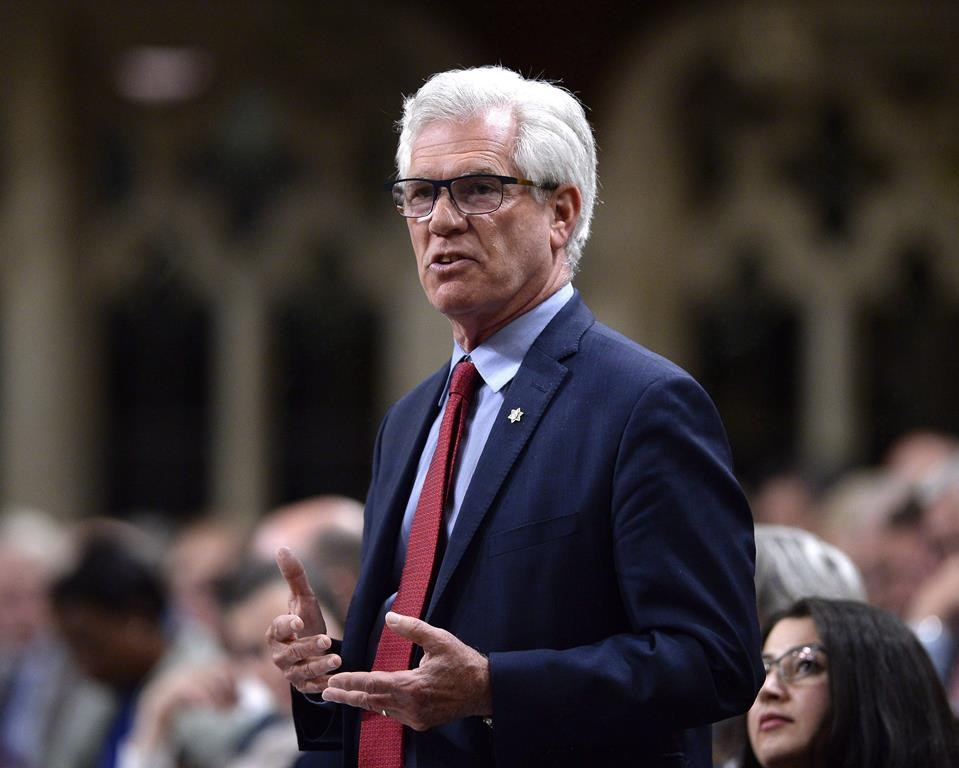 Canada's goal is to become world's cleanest producer of LNG: Carr