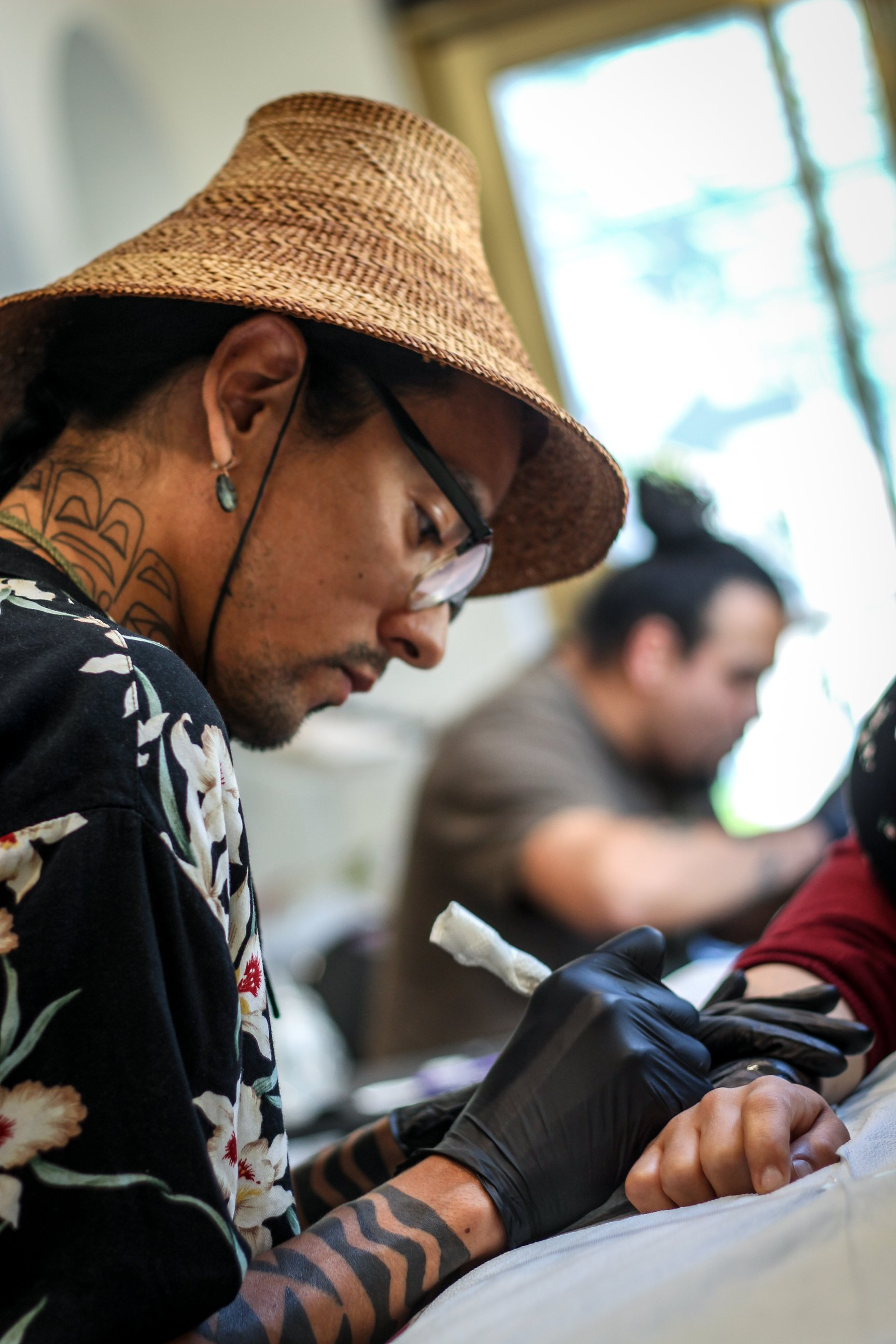 These Five Indigenous Tattoo Artists Are Reawakening Cultural