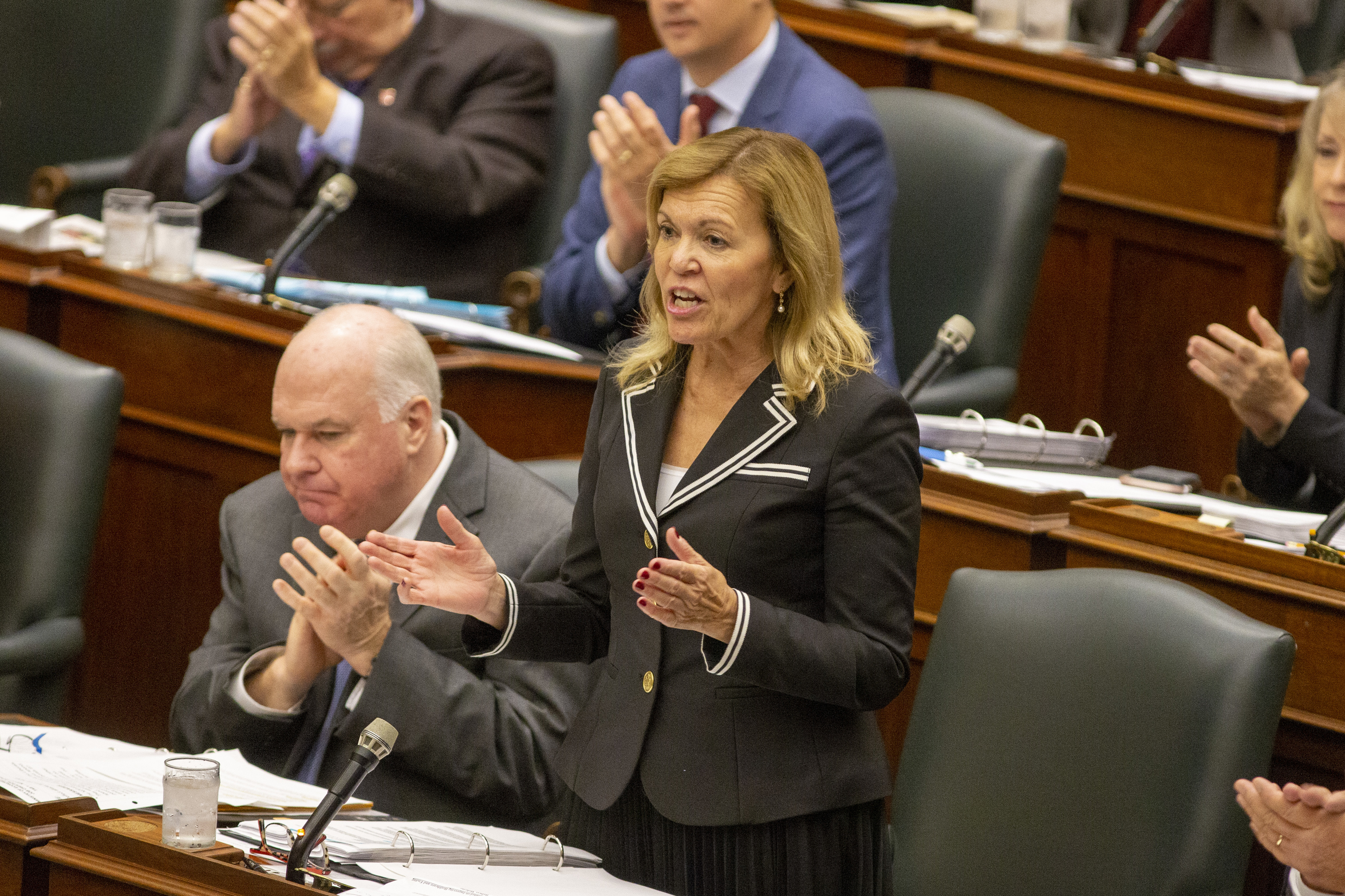 Ford cuts all provincial funding to Ontario College of Midwives