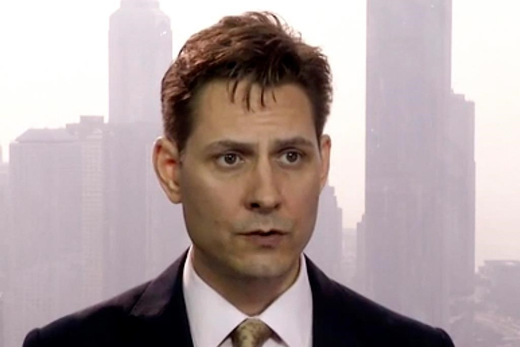 Chinese allow Michael Kovrig call to sick father amid COVID-19