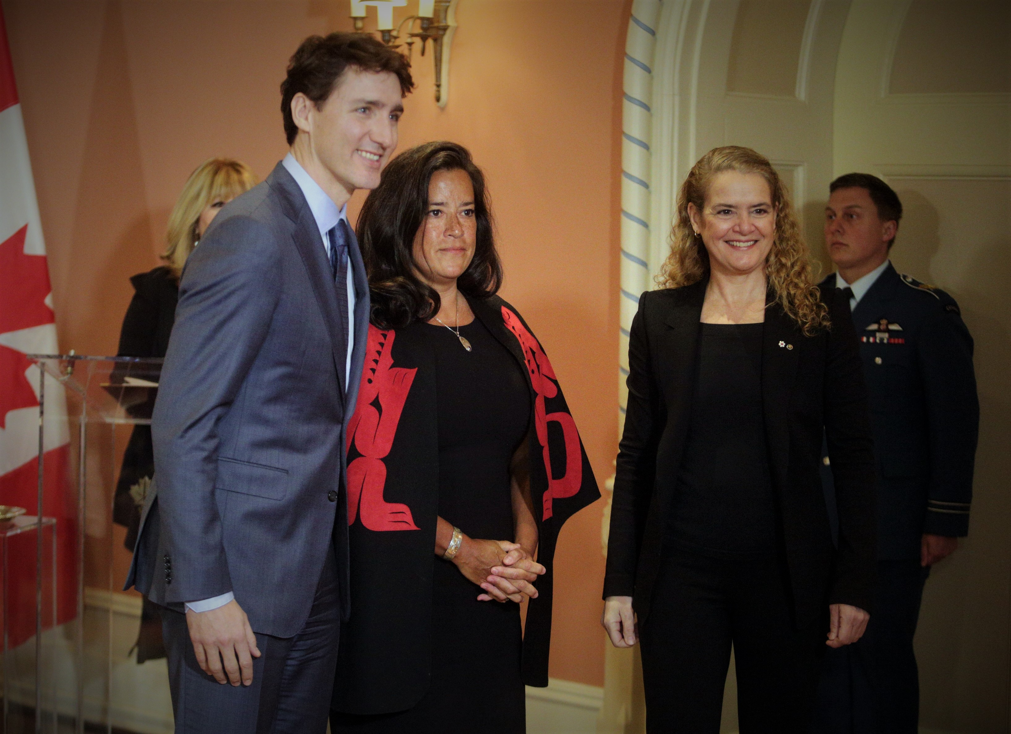 Trudeau peppered with questions about Wilson-Raybould as ethics watchdog launches investigation ...