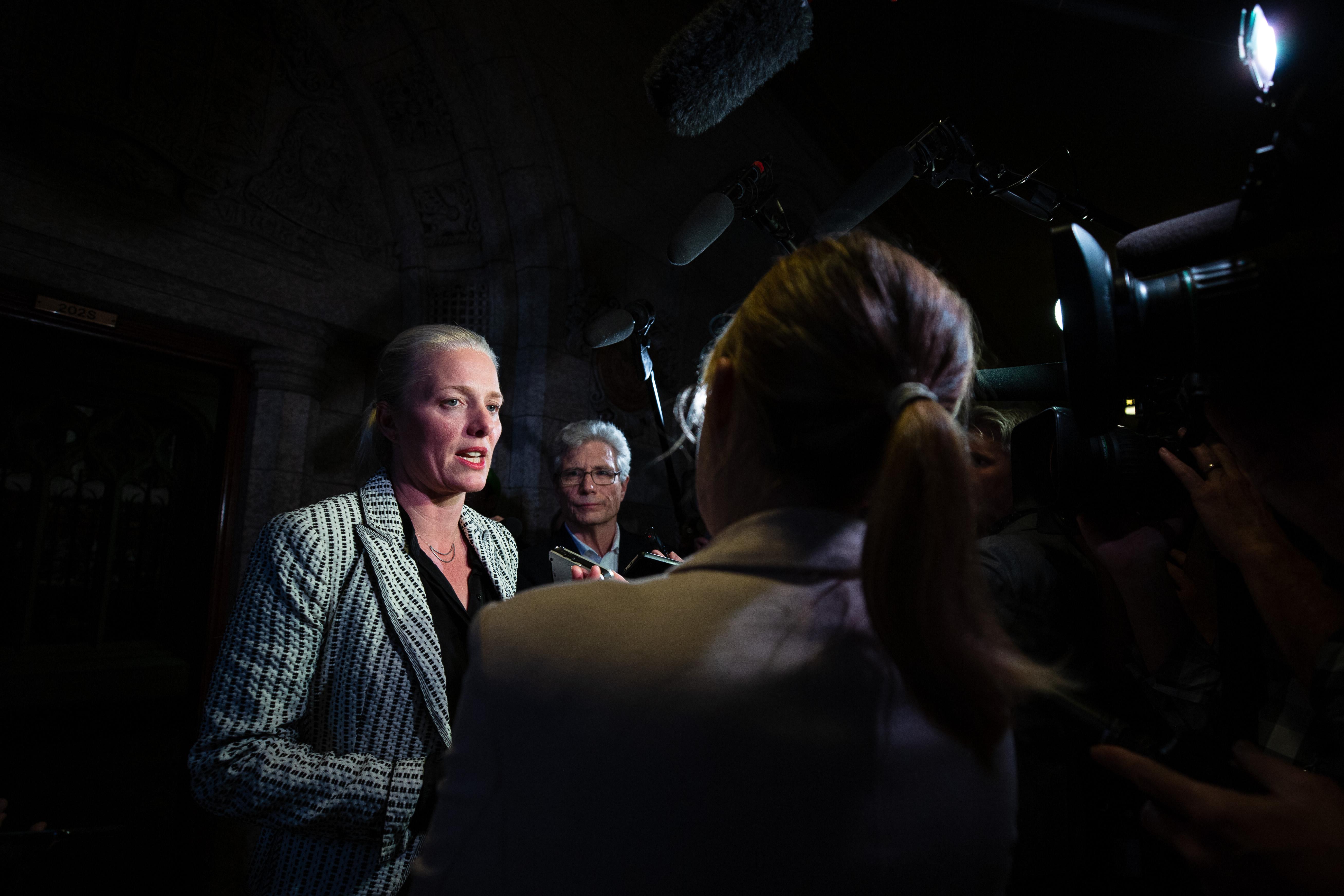 'It's like pulling teeth': Catherine McKenna accused of stalling on fossil fuel subsidies