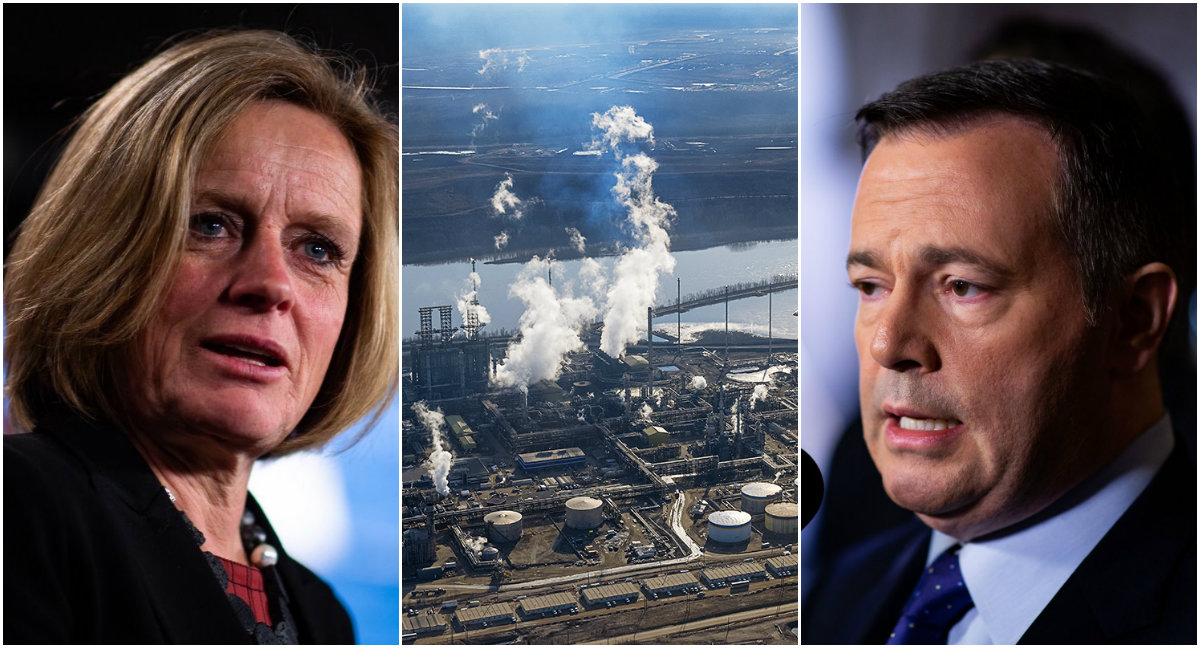 Kenney government's first bill to kill Alberta's carbon tax