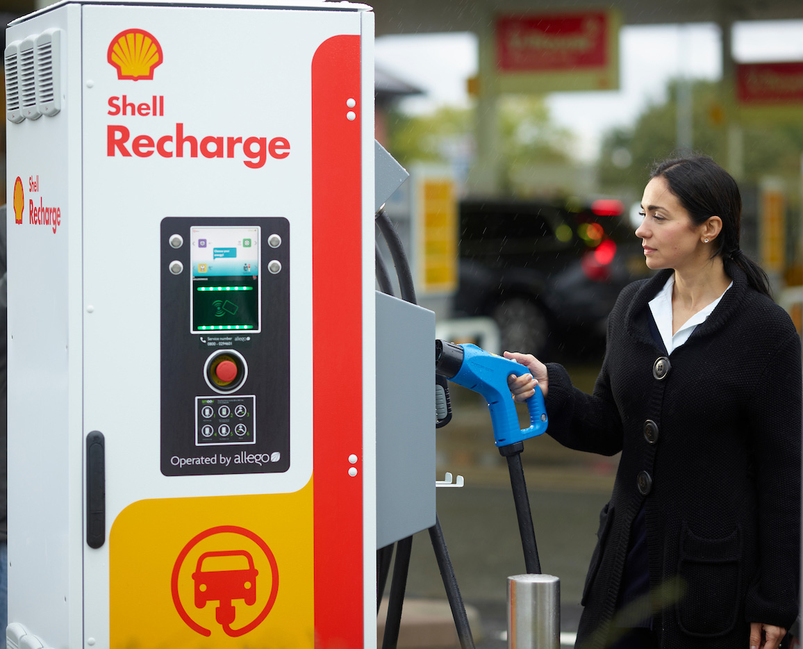 Shell aims to lead Big Oil in pivot to clean energy