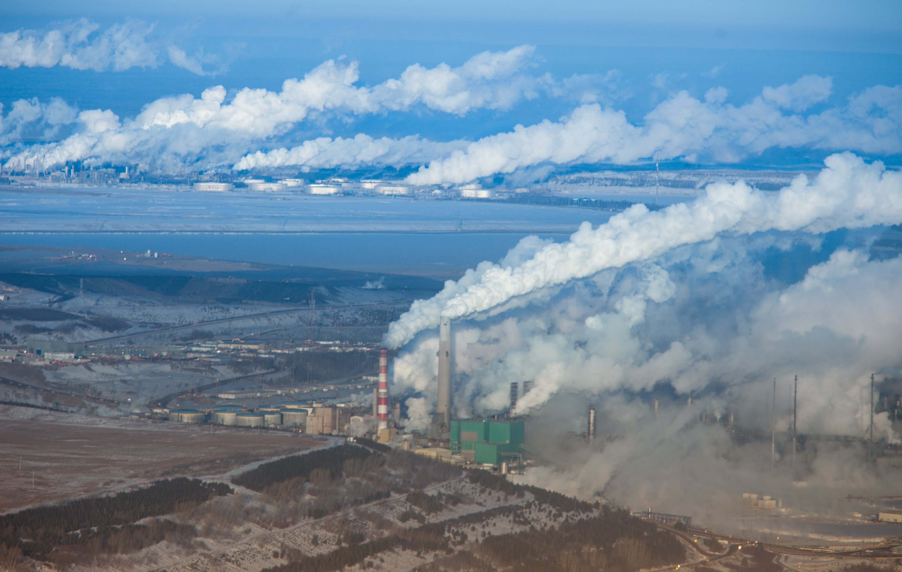 Image result for Oilsands lobby speechless as government scientists point to higher pollution