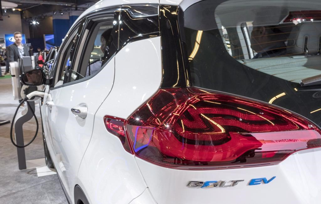 Buying an electric car becomes cheaper today as federal rebates kick