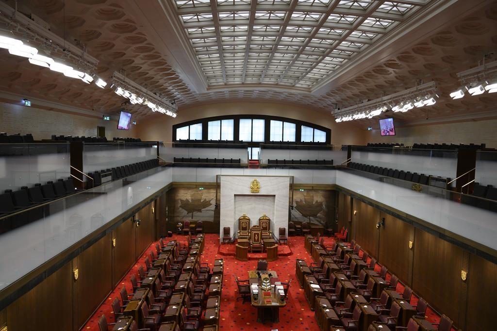 Conservative senator quits caucus over concerns about Scheer