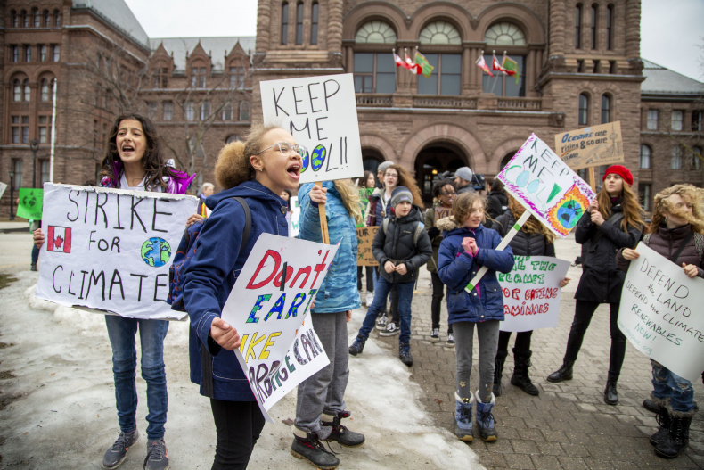Canadian high school science courses behind on climate change, says