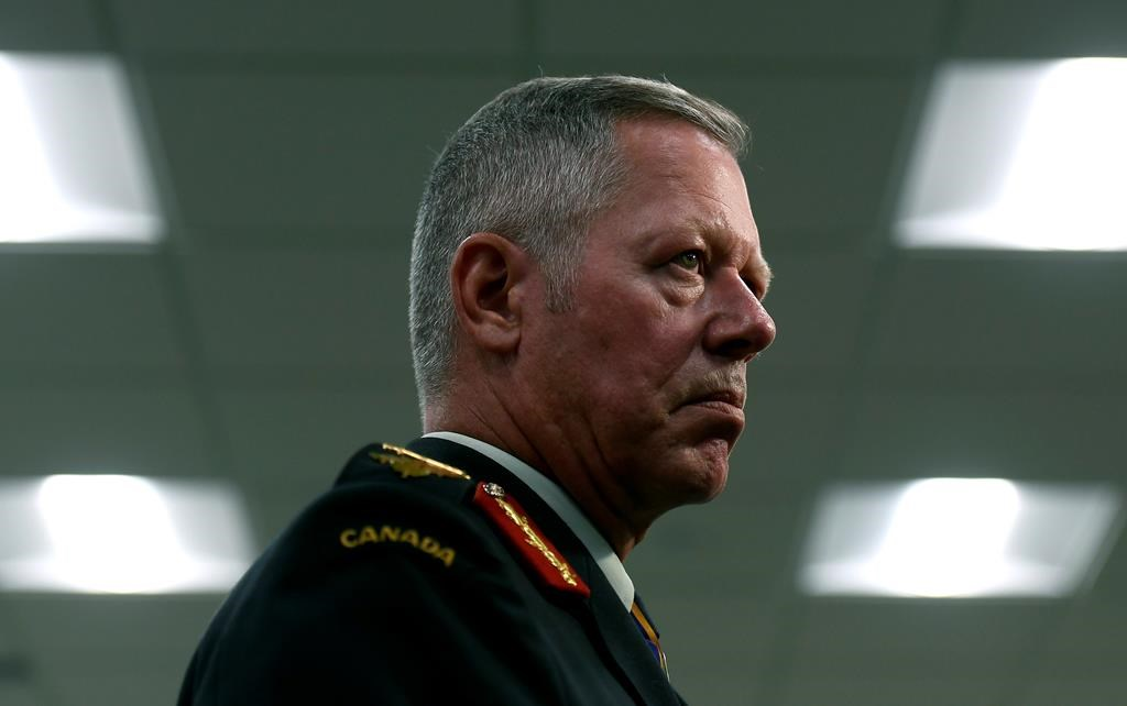 Top general says military started dealing with suspected neo-Nazi in