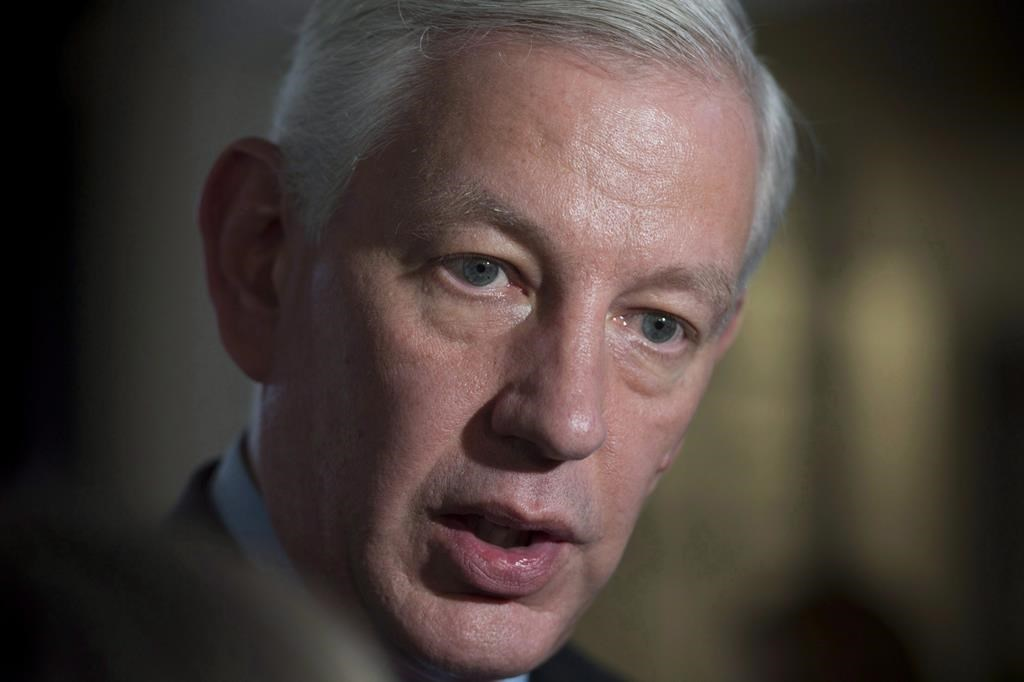 Liberals tap economic adviser Dominic Barton as new ambassador to