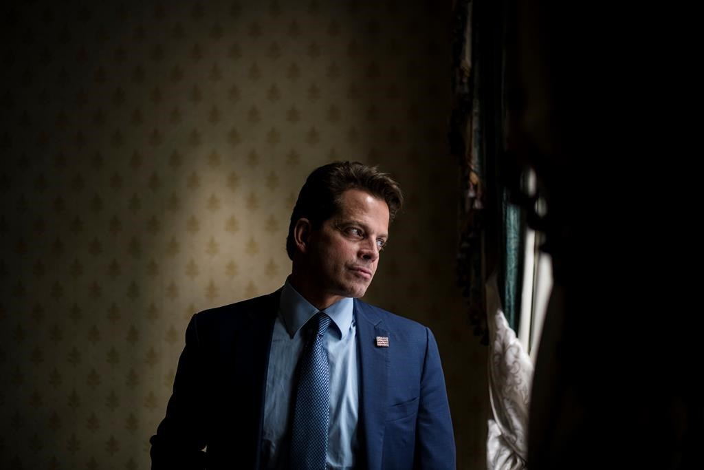 U.S President 'in severe mental decline,' or so says The Mooch