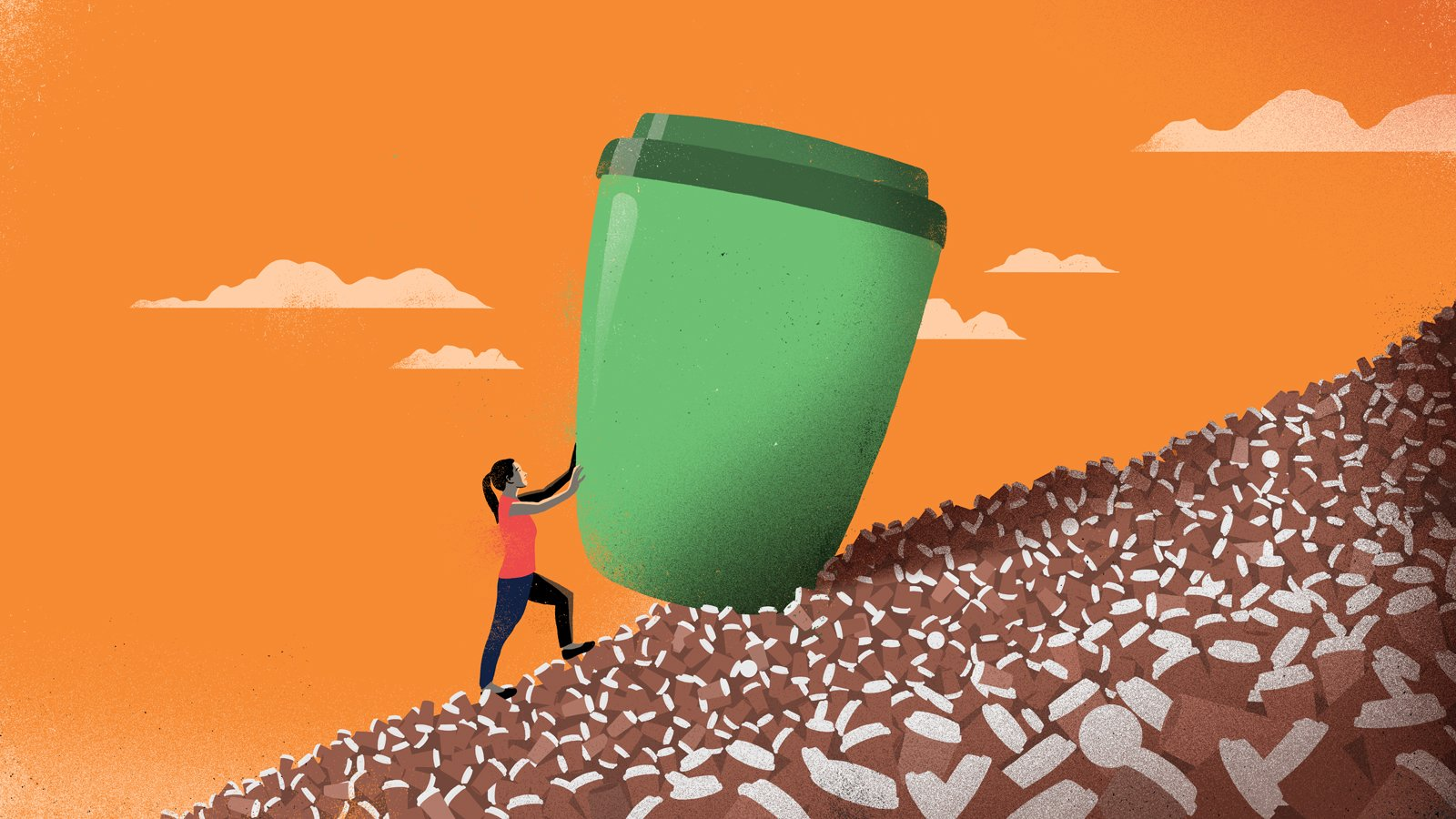 Are reusable coffee cups a solution or Band-Aid for our waste problem?