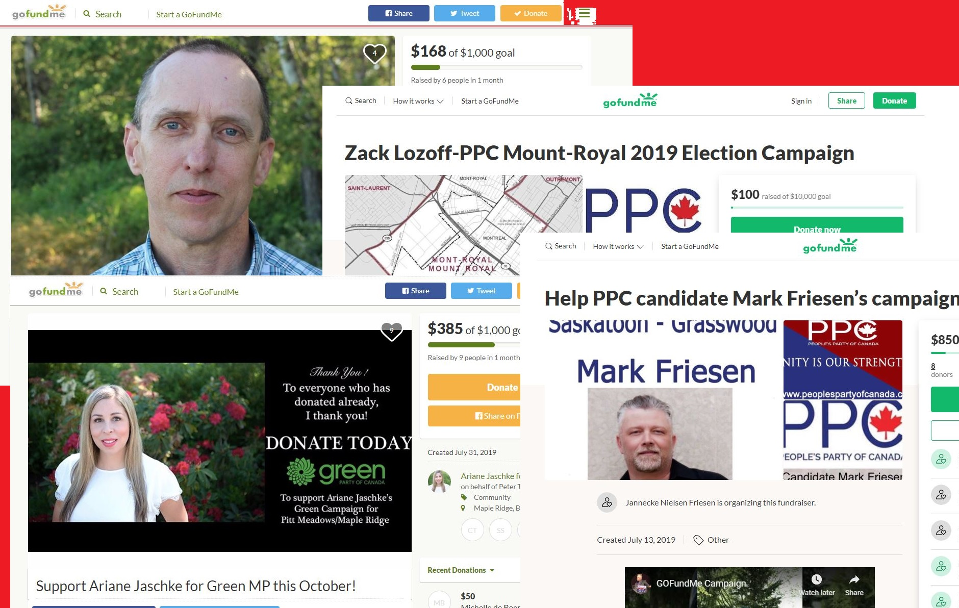 Crowdfunding a new challenge for Canada's election watchdogs