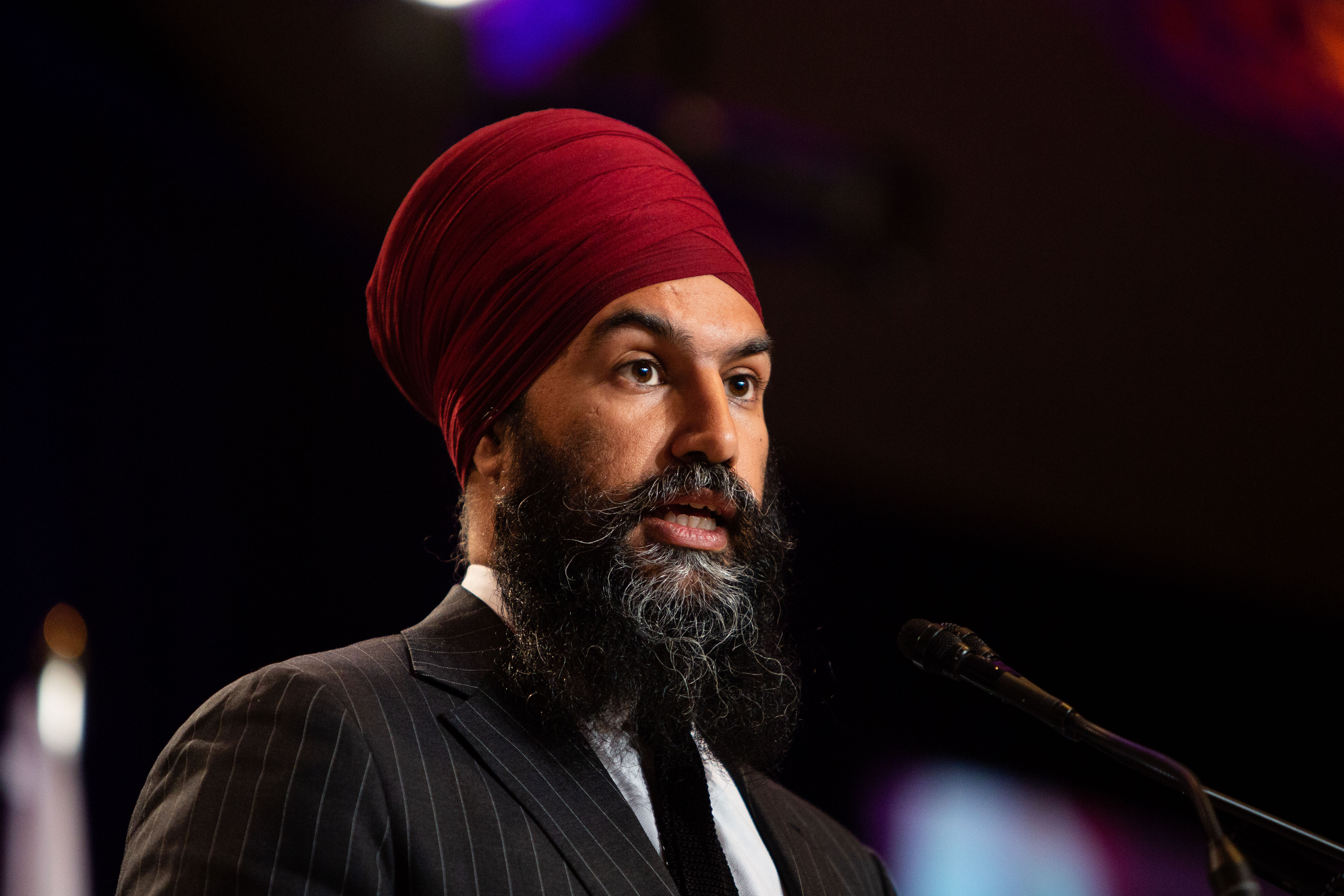 Indigenous people pin hopes on Jagmeet Singh in minority government