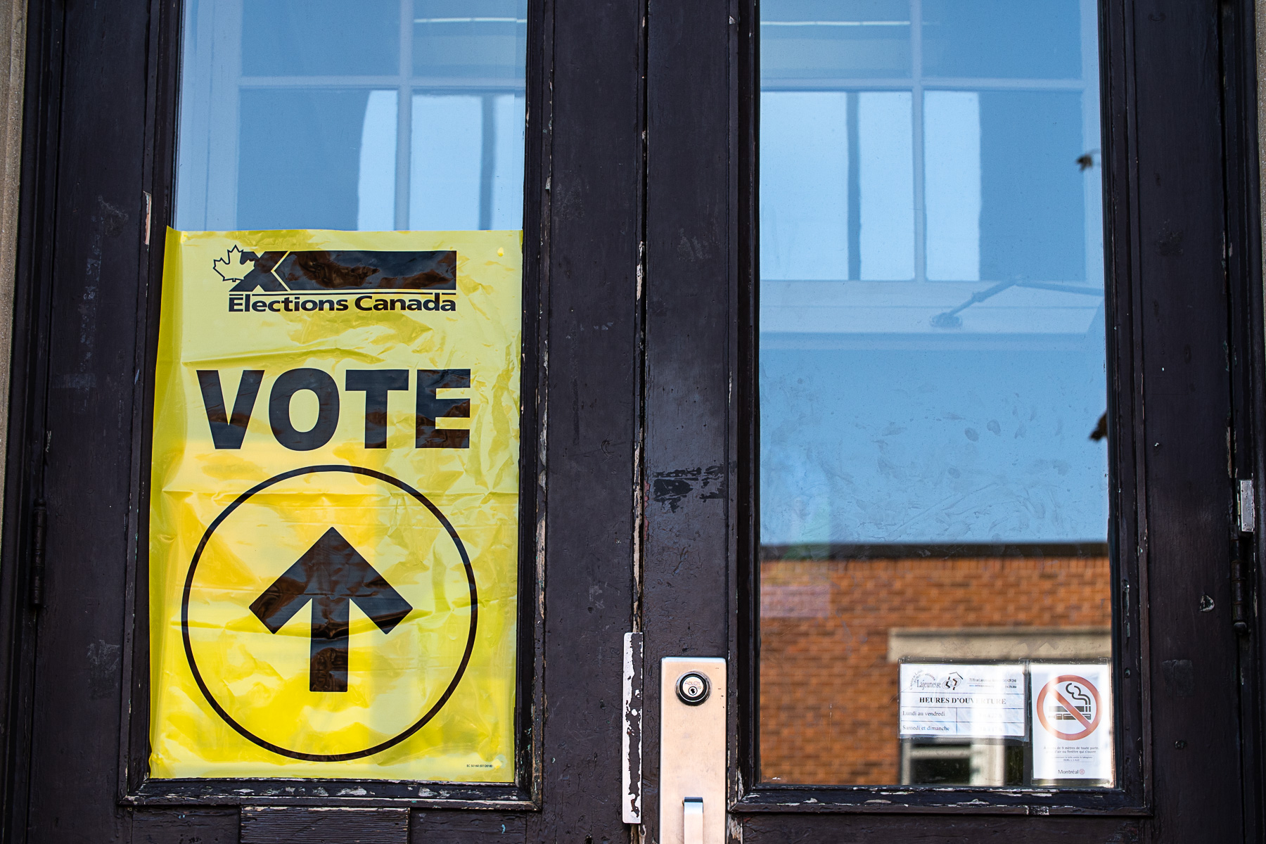 Misleading election day robocalls linked to third-party Canada Strong