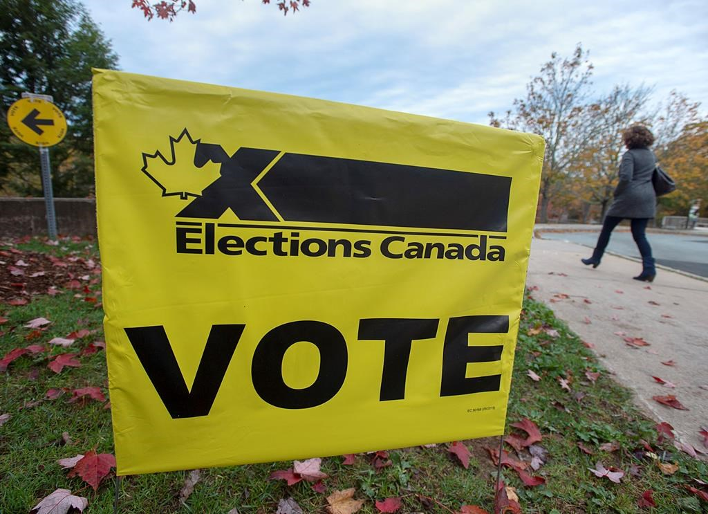 Amid uncertainty, Canadians vote