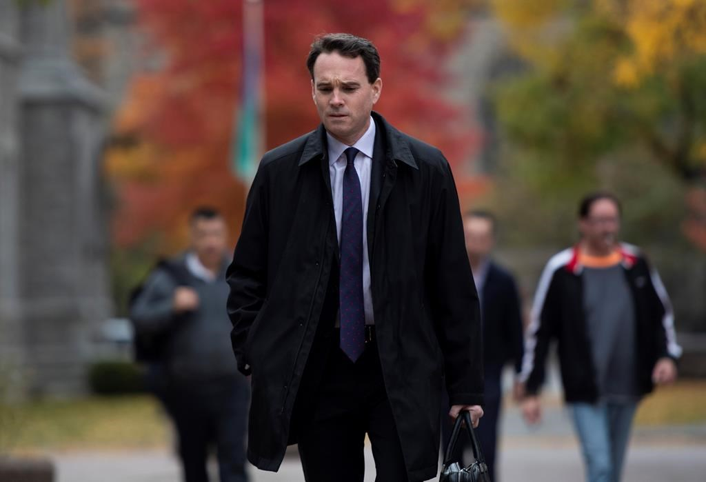 Alleged RCMP secret leaker Cameron Ortis granted bail