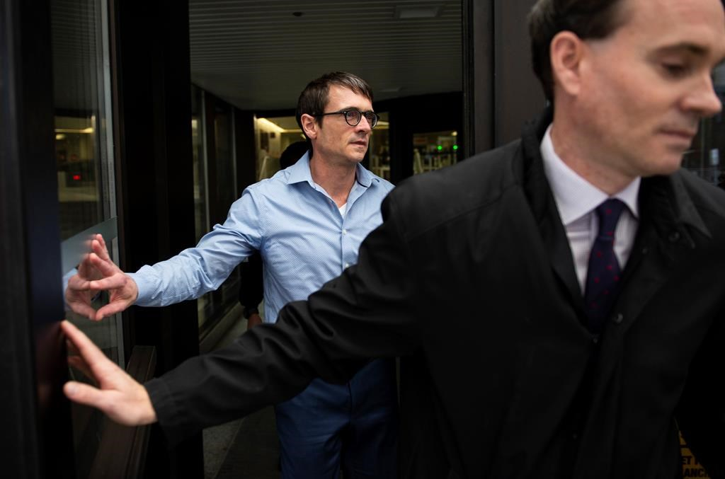 Alleged RCMP secret leaker Cameron Ortis granted bail with conditions