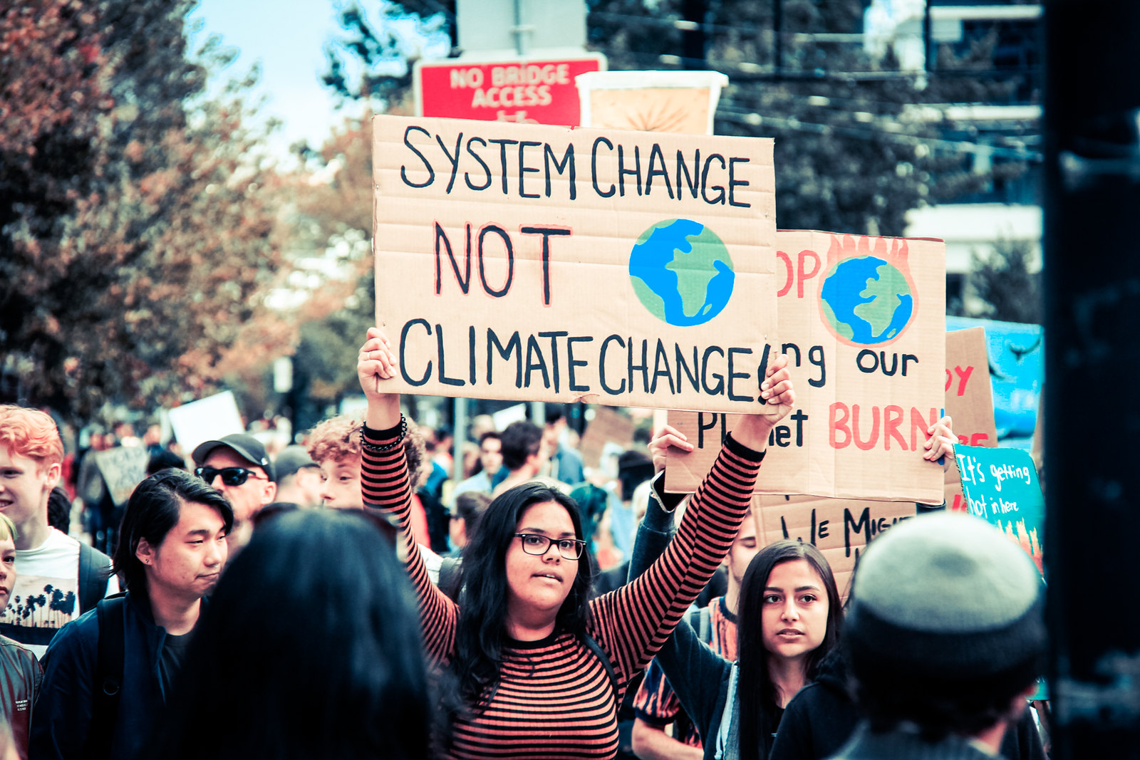 The climate is changing: Greta to march in Vancouver today