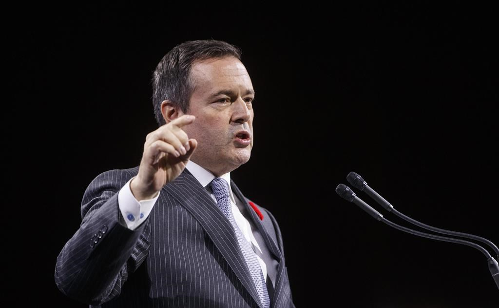 Kenney wants 'fair deal' for Alberta. Notley sees 'theatrics'