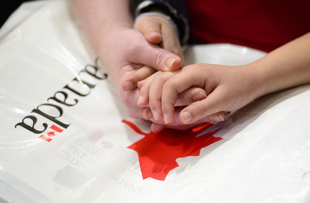 Decline in citizenship rate tied to income, Statistics Canada says