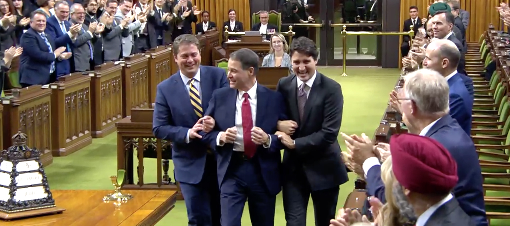 Northern Ontario MP Anthony Rota elected Speaker of the House