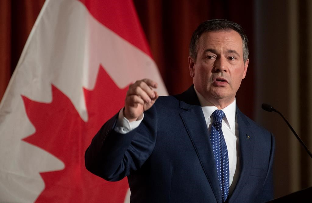 """Kenney meeting with Trudeau """"frank and realistic"""""""