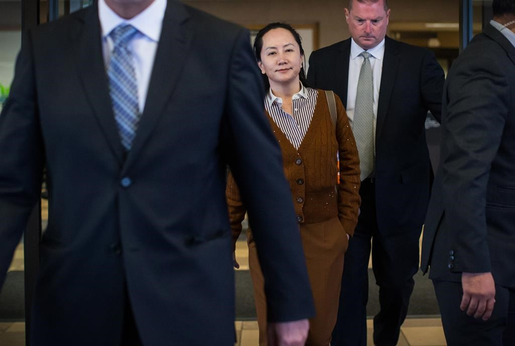 Meng Wanzhou wins right to more documents in extradition matter
