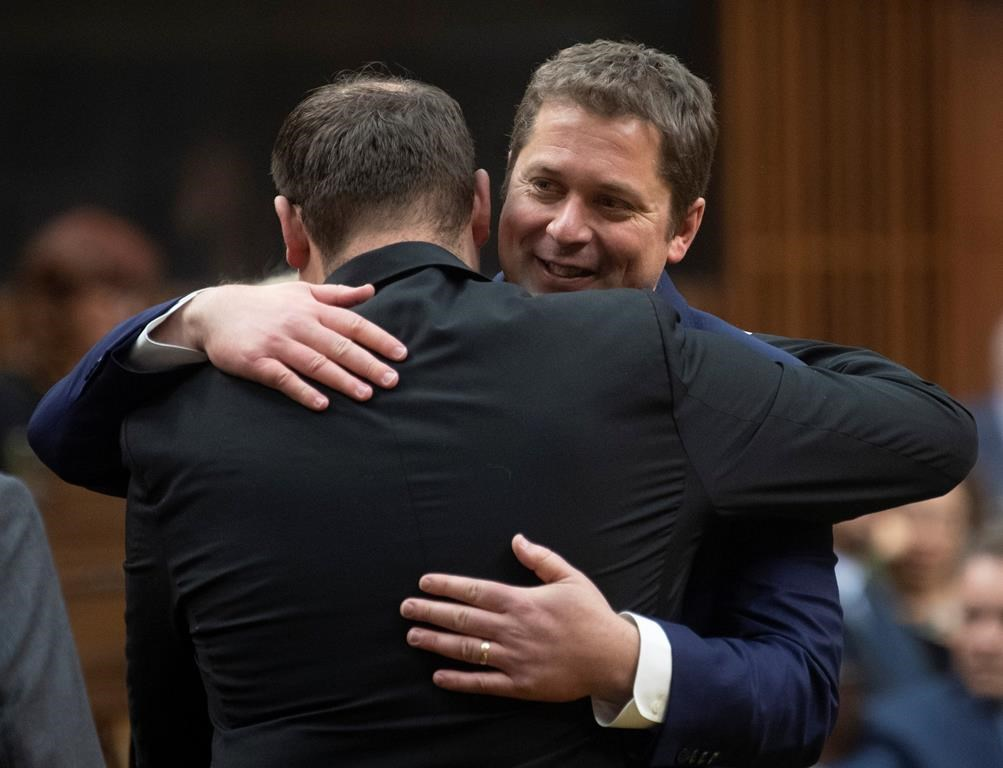 Conservative party in disarray over Scheer private school controversy