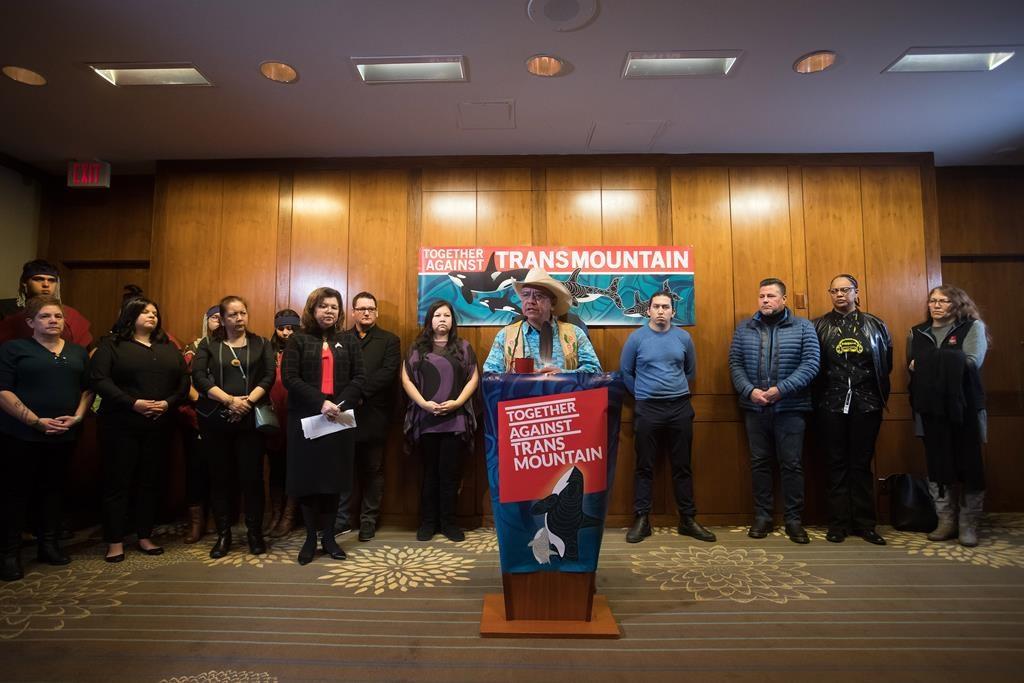 UN racism committee calls for halt to pipeline projects