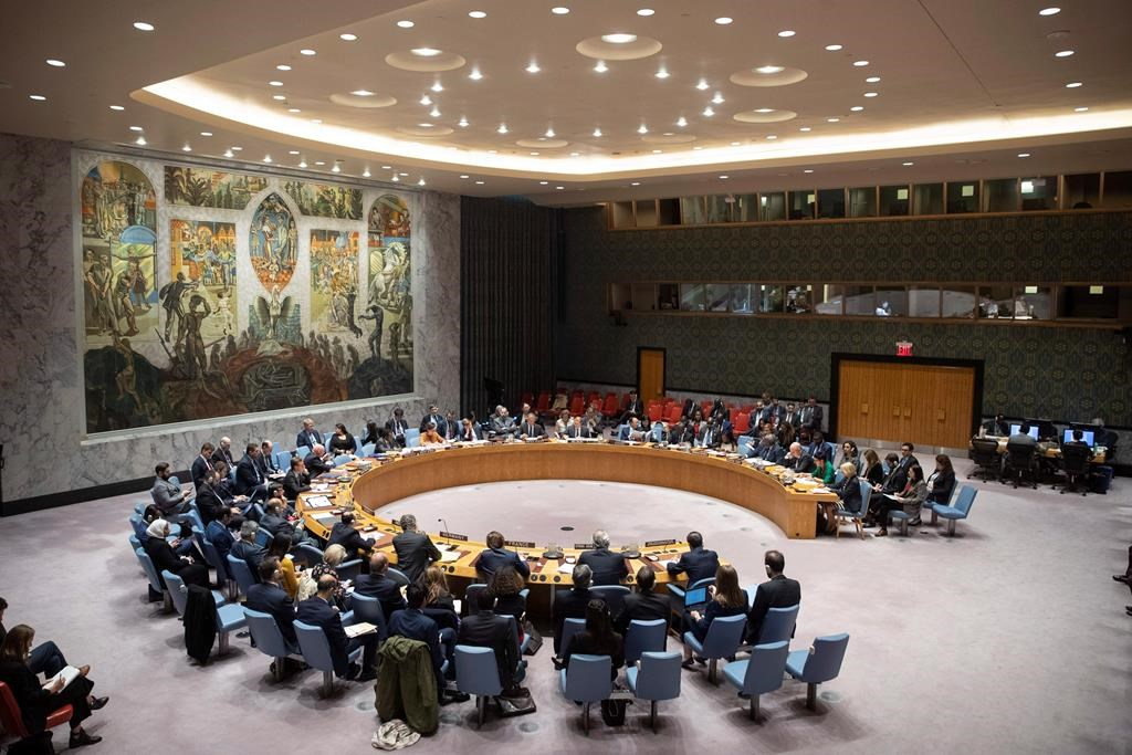 China, Russia oppose Canada's UN Security Council bid