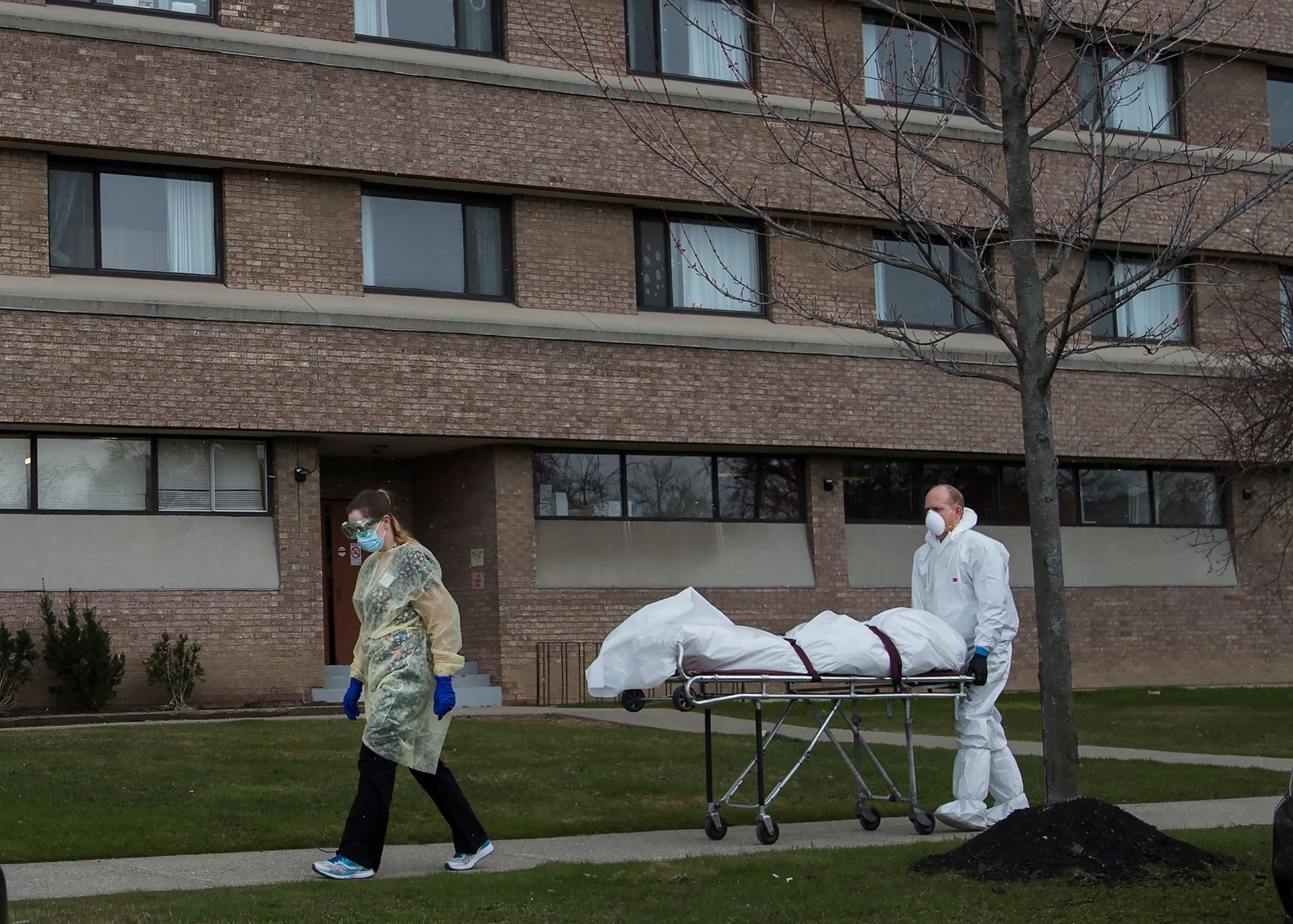 Military report finds gruesome conditions, abuse inside 5 Ontario long-term care homes