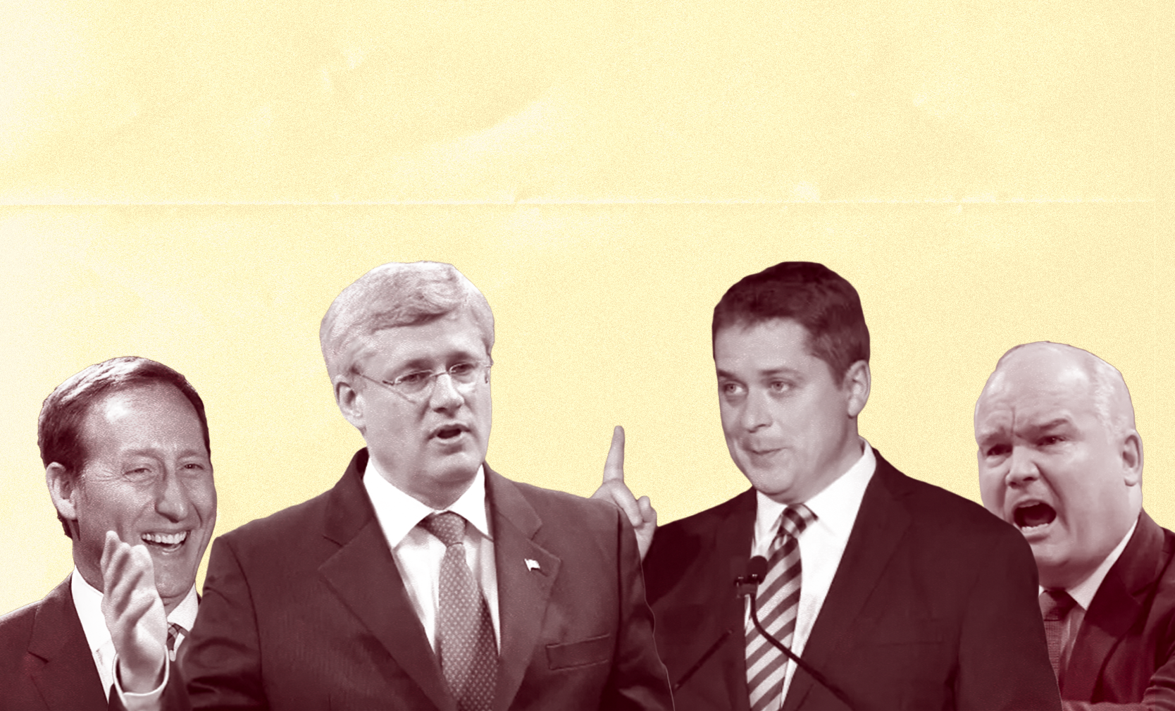The future of the Conservative Party and how Trump's America strong-armed Canada