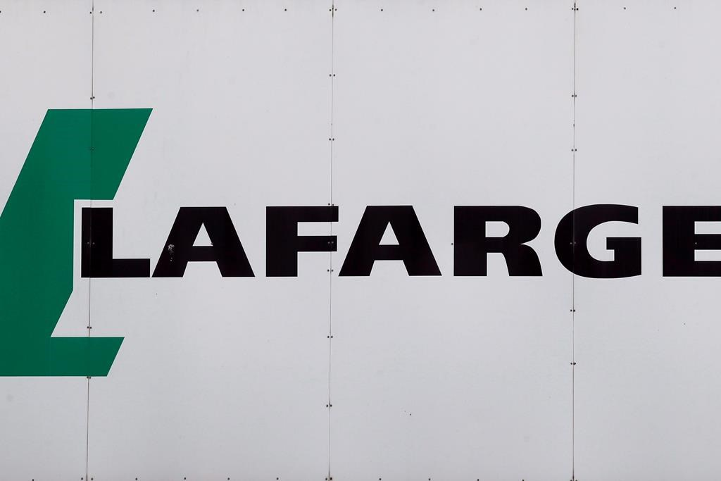 Lafarge fires employee after alleged 'discriminatory and hateful act'