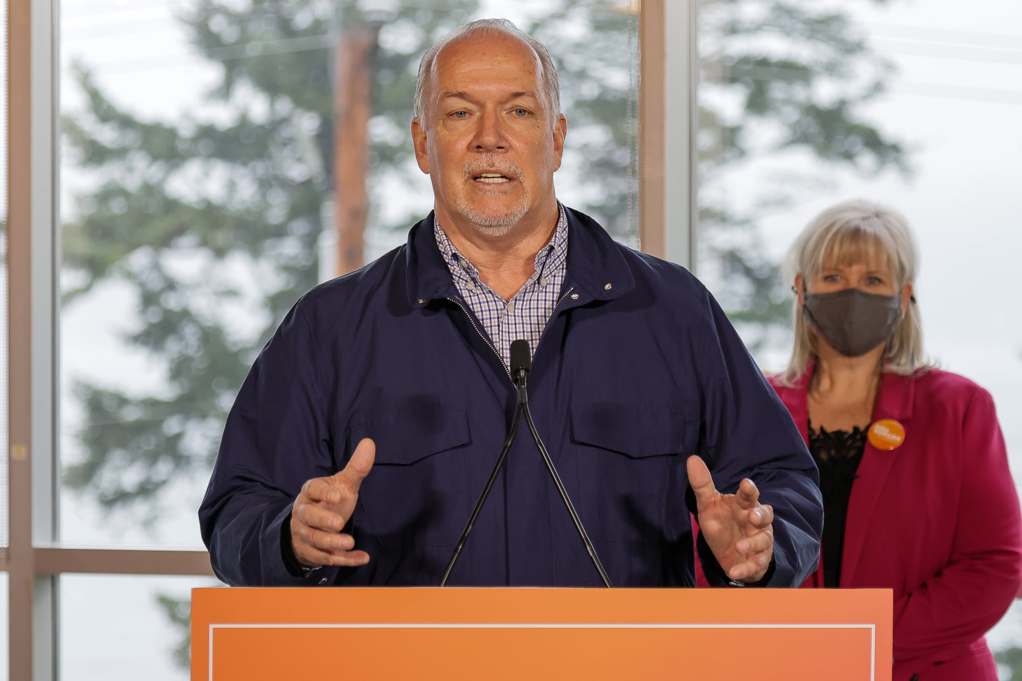 NDP grapples with tension over environment, economy as B.C. election approaches