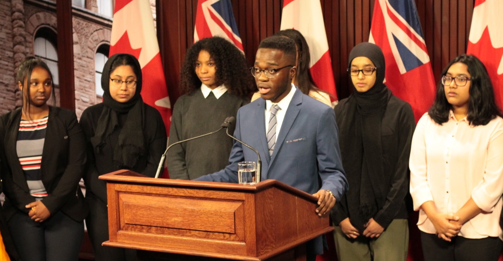 Toronto Youth Cabinet leader warns Doug Ford's education minister of 'second pandemic'