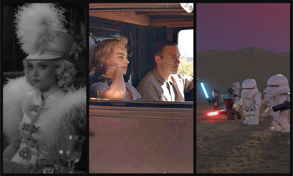 Movie reviews: Old Hollywood in 'Mank,' Depression-era desperation in 'Dreamland' and 'Star Wars' done in Lego